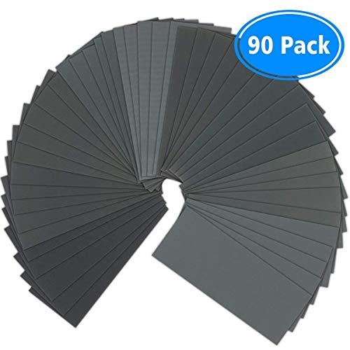 1000 grit sandpaper wood - 8