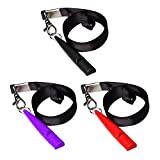 Best Dog Whistles - Dog Whistles,3 Pack Ultrasonic Dog Obedience Whistle Plastic Review