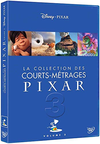 La Collection des Courts métrages Pixar-Volume 3
