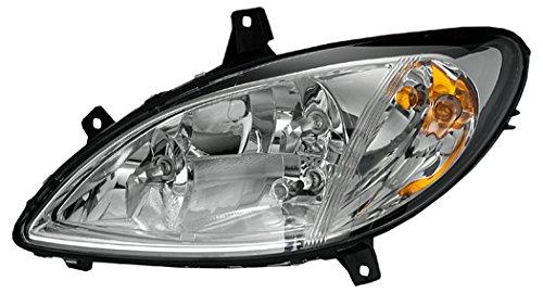 HELLA 1EG 246 041-011 Halogen-Hauptscheinwerfer - links