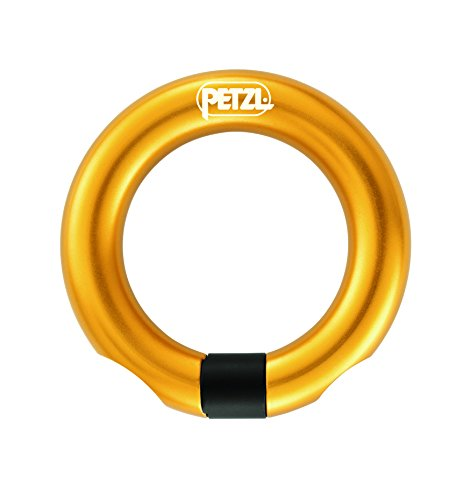 PETZL P28 offen multidirektionales Gated Ring