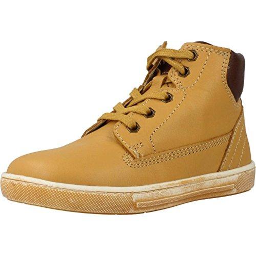 Chicco Clover, Desert Boots Garçon Fille, Jaune Ocre, 22 EU