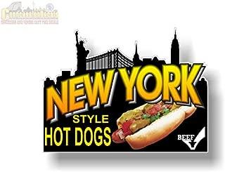 Best hot dog cart decals Reviews