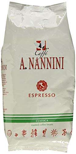 Caffè A. Nannini Classica Tradizione, Espresso Bohnen, 1 kg
