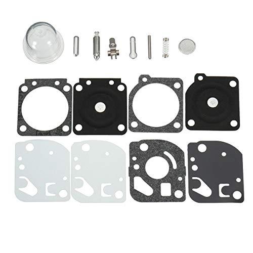 Motorrad-Komponenten Rebuild Vergaser Dichtungen Kit for ZAMA Kohlh Ryobi Ryan IDC Home RB-29, Top-Qualität