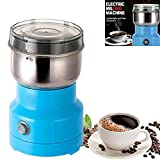 Multifunction Smash Machine Grinder, Ultra Fine Dry Food Grinder, Electric High-Speed Kitchen Mill for Spice/Herb/Cereal/Beans/Pet Food.