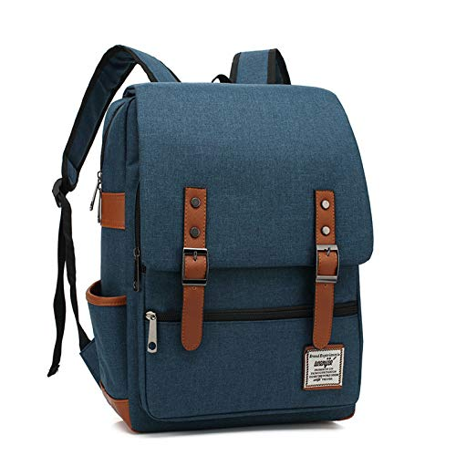 YUIOP Sac À Dos University High School Student Cartable Men And Women College Wind Backpack Simple Computer Bag Large Capacity Backpack