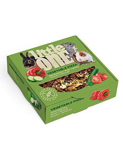 Little One Treat-Toy Pizza de légumes, 55 g