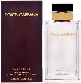 Dolce & Gabbana for Women Eau De Parfum Spray, 3.3 Ounce