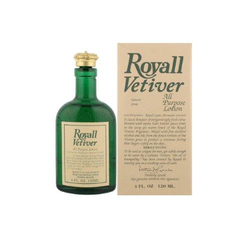 Vetiver Locion marca Royall