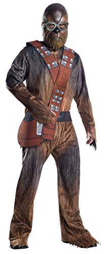 Star Wars Story Solo Chewbacca Adult Fancy Dress Costume X-Large