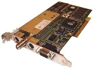 ATI Rage Pro 8MB Turbo AGP & TV Tuner Card 109-50200-01 NON-UPGRADEABLE