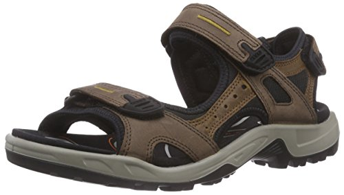 ECCO Mens Yucatan Outdoor Off-Road hiking sandal review