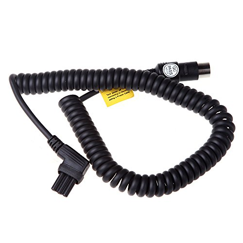 Godox PB820/PB960 Externe Flash Batterij Pak Kabel voor Nikon