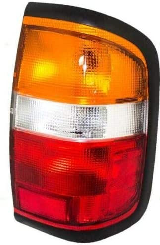 Parts Minneapolis Mall N Go 1996-1998 New sales Pathfinder Light Right Side Tail Passenger