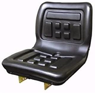 Universal Tractor Seat Fits Many Compact Tractors Yanmar, Kubota, Ford Farmer Bob's Parts SA1654B