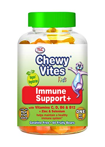 Chewy Vites Kids Immune Support 60's Gummies