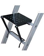 Uzman Ladder inhangplatform voor trapladders, inhangbaar platform, staand platform, bergplatform, inhangplatform, werkplatform bouwladder