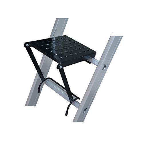 Uzman Plataforma de montaje para escaleras de escalera, plataforma para colgar, pedestal, pedestal, plataforma de almacenamiento, plataforma para colgar, prueba de trabajo, escalera de mano de obra
