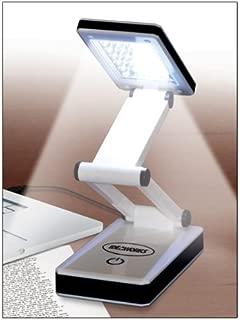 IdeaWorks JB6921 Super Bright Portable Desk lamp, White