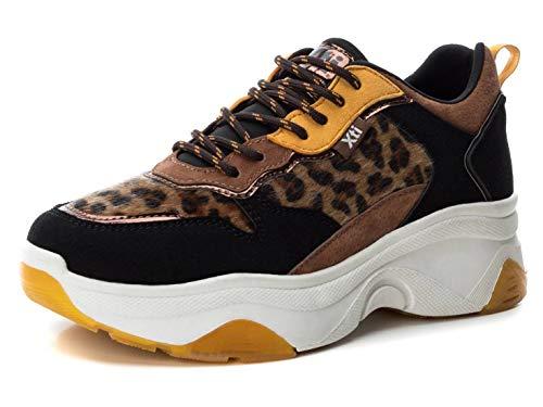 XTI 49277, Zapatillas Mujer, Amarillo (Panama Panama), 39 EU