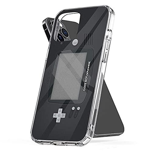 Gameboy Advance-Black Anti-Scratch Protective Cajas del Teléfono iPhone 12/11 Pro MAX 12 Mini SE X/XS MAX XR 8 7 6 6s Plus Funda