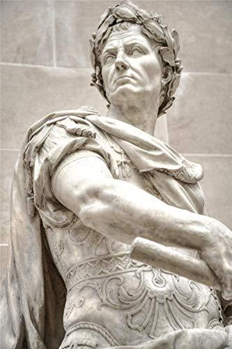 Puzzle 1000 Stück Holzpuzzle Puzzle Puzzle Statue Statue Marmor Juli Caesar Kind Erwachsene Spielzeug Geschenk Puzzle