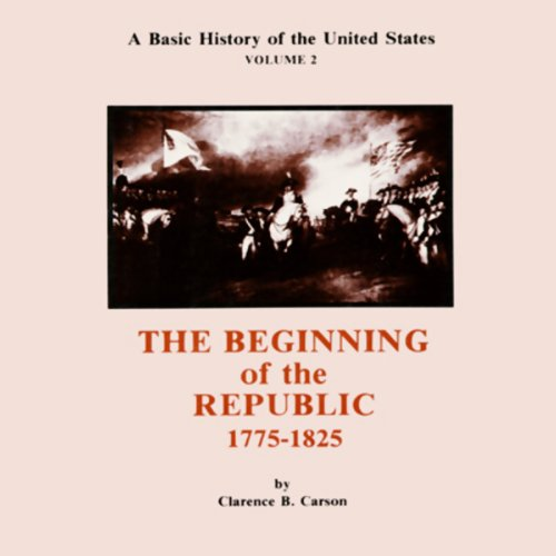 A Basic History of the United States, Vol. 2 audiobook cover art