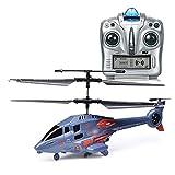 ALYHYB Mini helicóptero de Control Remoto no tripulado para niños, Sensor de Infrarrojos de 2.4GH RC Drone USB Recargable, helicópteros controlados por Radio de Interior para Adultos niñ