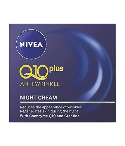 NIVEA Q10 plus Anti-Wrinkle Night Care 50ml - Pack of 2