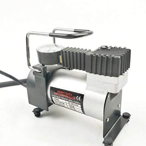 FAINT Auto Luftpumpe Reifen Elektrische Luftpumpe 12V Auto Einzylinder Luftpumpe Lösen Sie Schnell Reifenlecks
