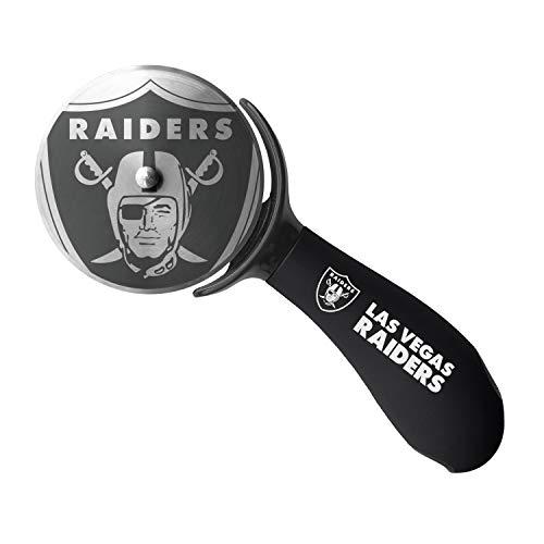 Las Vegas Raiders Sports Vault NFL Pizzaschneider, Haushalt, Küchenzubehör, Party, Zubehör…