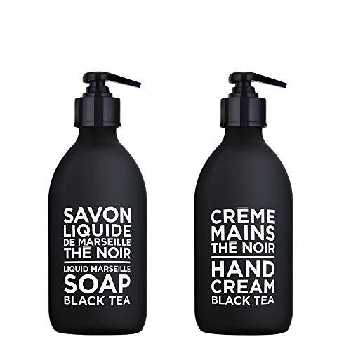 Compagnie de Provence - Liquid Soap and Luxury Hand Cream - Black Tea