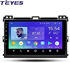 TEYES SPRO Android Car in-Dash Navigation Stereo for Toyota Land Cruiser Prado 120 2003 2004 2005 2006 2007 2008 2009 Octa core 2GB RAM 32GB ROM 9 inch Screen Android 8.1 Car Multimedia Player
