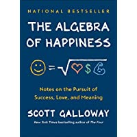 Amazon.com deals on The Algebra of Happiness: Notes on the Pursuit of Success Kindle