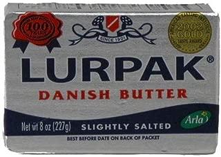 lurpak butter sizes