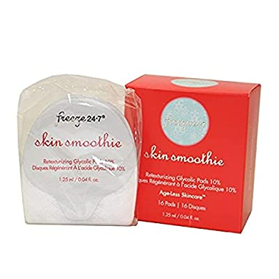 Freeze 24/7 Skinsmoothie Retexturizing Glycolic Pads from TPR Holdings, LLC