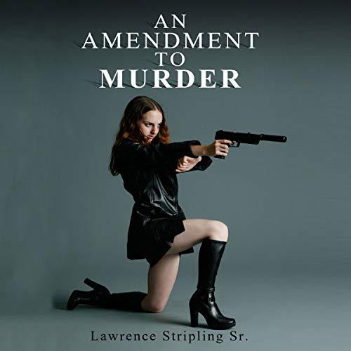 An Amendment to Murder audiobook cover art