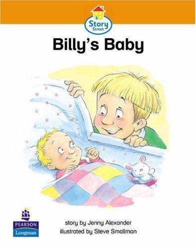*LILA:SS:S4: BILLYS BABY (LITERACY LAND)の詳細を見る