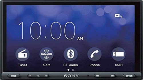 "Sony XAV-AX5000 7"" Apple Car Play, Android Auto, Media Receiver with Bluetooth"