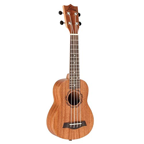 Gitarre Ukulele Sapele Konzert Ukulele Gitarre 4 Saiten Hawaiianische Gitarre Musikinstrumente-Light_Yellow_23_Inches