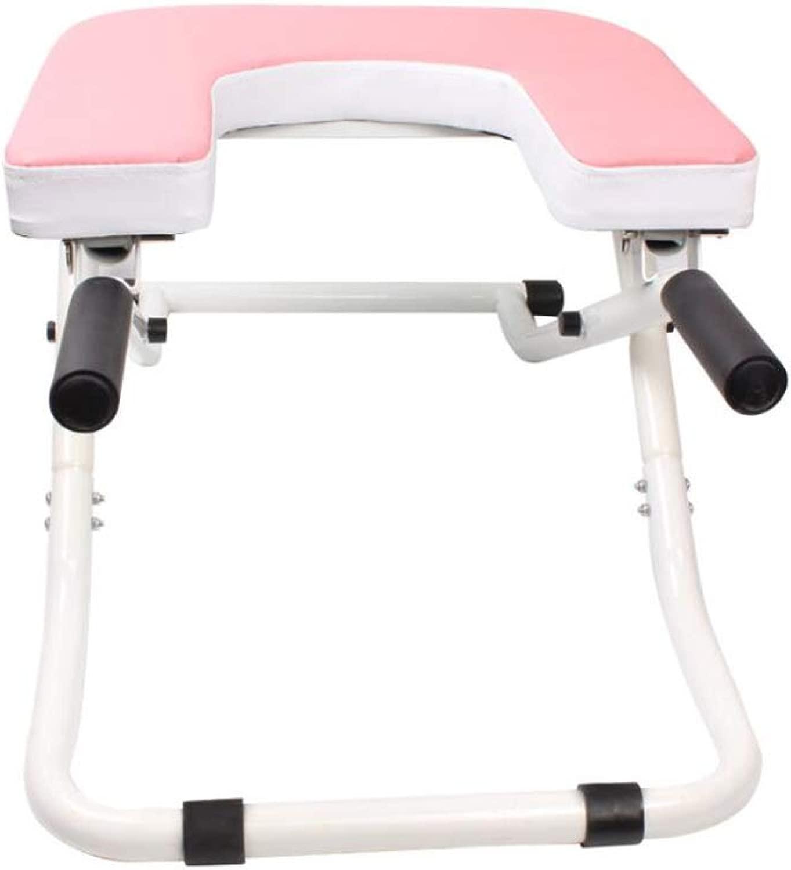 逆さにされた椅子、厚手のパッドを入れられたクッションおよび鋼管が付いているヨガの適性逆にされた補助椅子の家の逆にされた機械は、疲労を取り除き、ボディを造ります