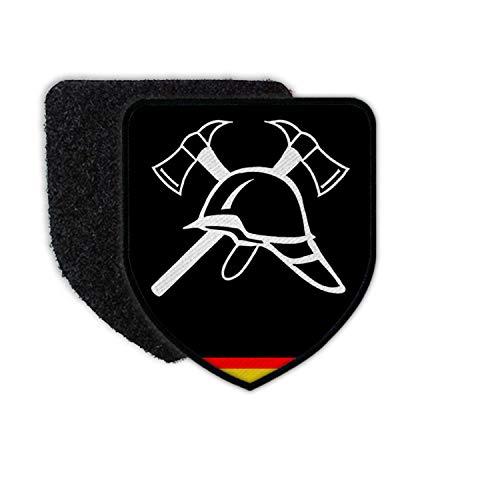 Copytec Patch Feuerwehr Feuer Rettungsdienst Polizei Ehrenamt Feuerwehrmann #31533