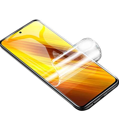 Protector Pantalla película hidrogel Suave para Xiaomi Redmi Note 9 8 Pro 9S 7 S T 8T K30 Ultra 9A 9C 8A 7A 10X K20 Pro MAX 128GB
