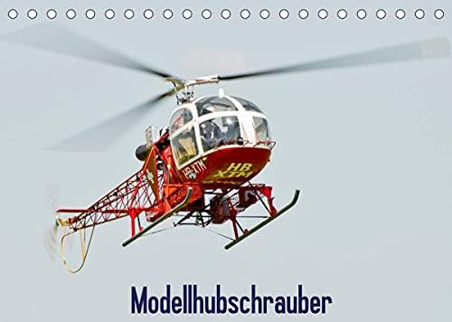 Modellhubschrauber (Tischkalender 2022 DIN A5 quer)