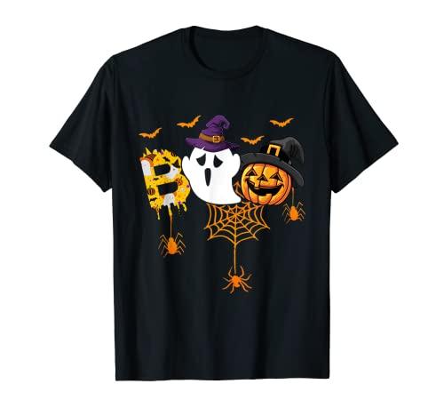 Boo Halloween Bitcoin Geist Hexe Kostüm...