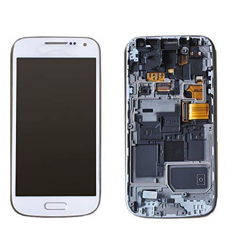 Pantalla LCD del Teléfono Móvil Ajuste Fit For Samsung Galaxy S4 Mini I9190 I9192 I9195 LCD Pantalla Táctil De Pantalla Táctil Digitalizador Pantalla táctil LCD de teléfono