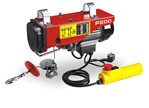 Mecafer 470102 Palan électrique 100/200 kg
