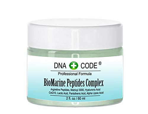 DNA Code- BioMarine Peptides Complex Cream...