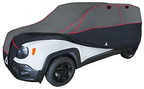 Walser Telone antigrandine per Auto Premium Hybrid SUV, Garage antigrandine Impermeabile e Traspirante, Protezione antigrandine ottimale, Dimensione: M